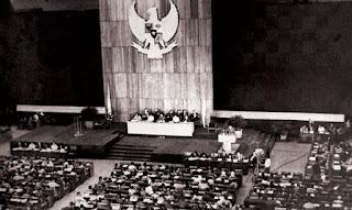 Sejarah Pembentukan Front Nasional dan Lembaga Tinggi Negara Lainnya