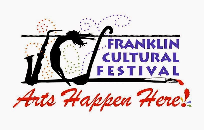 arts happen here - Franklin Cultural Festival