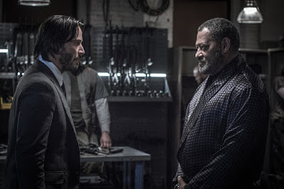 John Wick Chapter 2 Laurence Fishburne Image (20)