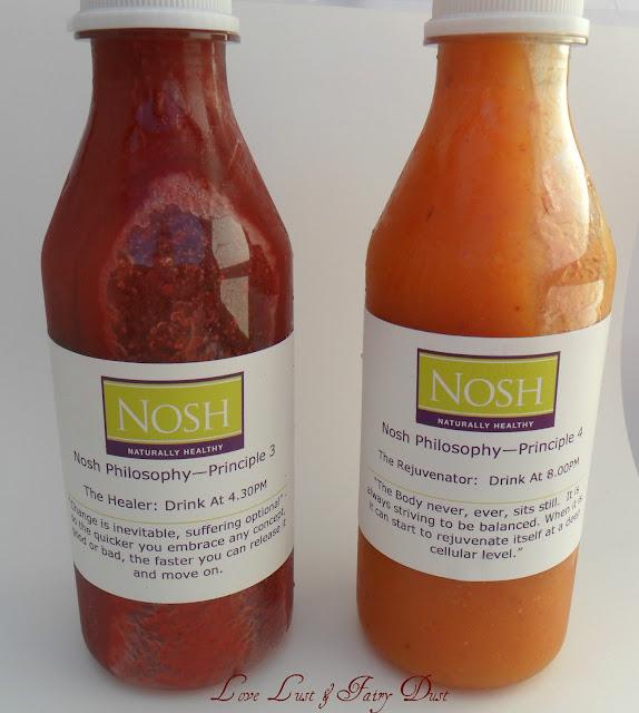 Nosh Detox 3 Day Juice Fast
