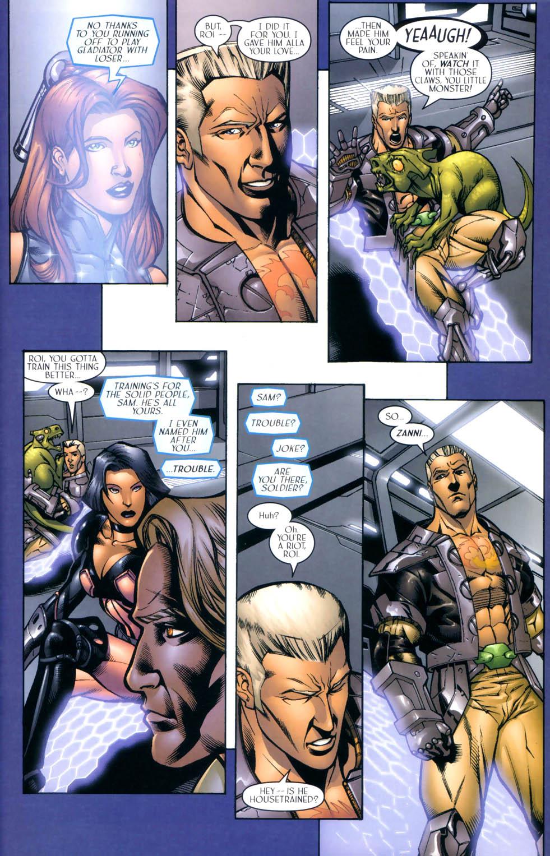 Read online Sigil (2000) comic -  Issue #8 - 8
