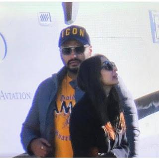 Arjun Kapoor & Malaika Arora jet off for a vacation