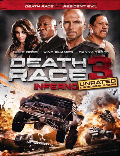 ver La carrera de la muerte 3: Infierno (Death Race 3: Inferno) (2013) Online