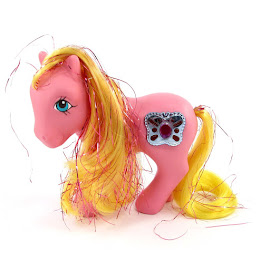 My Little Pony Princess Primrose Germany  German Princess Ponies G1 Pony