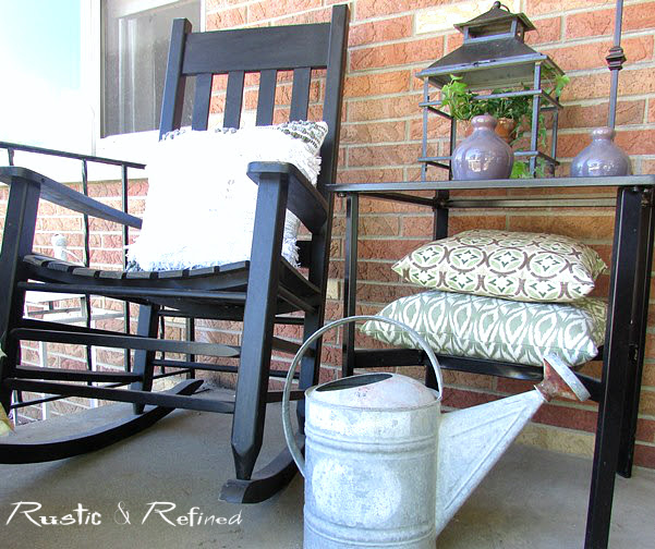 Decorating ideas for summer porches