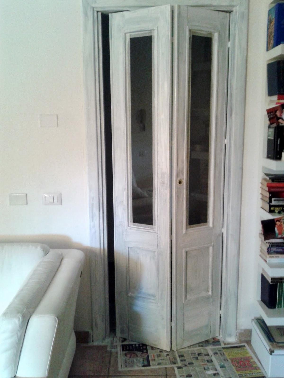 In pigiama come rinnovare le porte di casa for Rinnovare casa