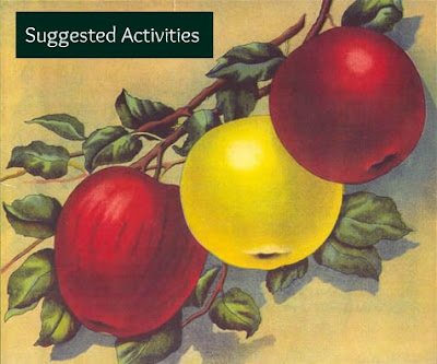 A Unit Study: Apples in Autumn