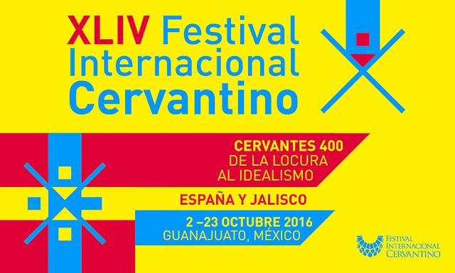 festival Cervantino 2016