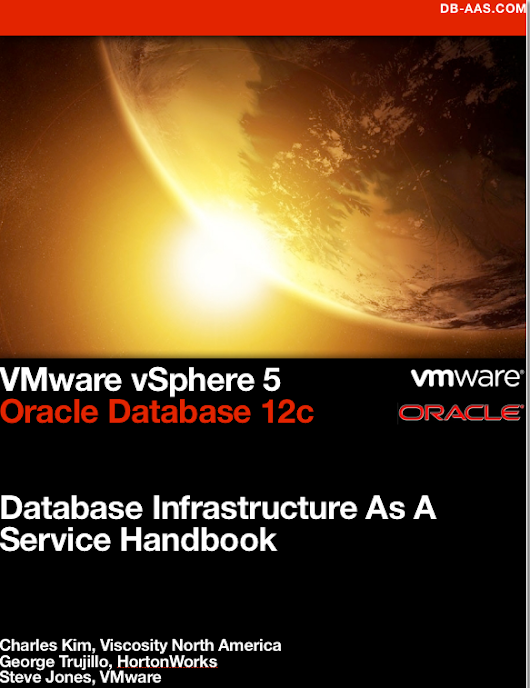 Oracle Database Infrastructure as a Service Handbook