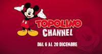 Topolino Channel: Dal 6 al 20 dicembre, SKY dedica un intero canale