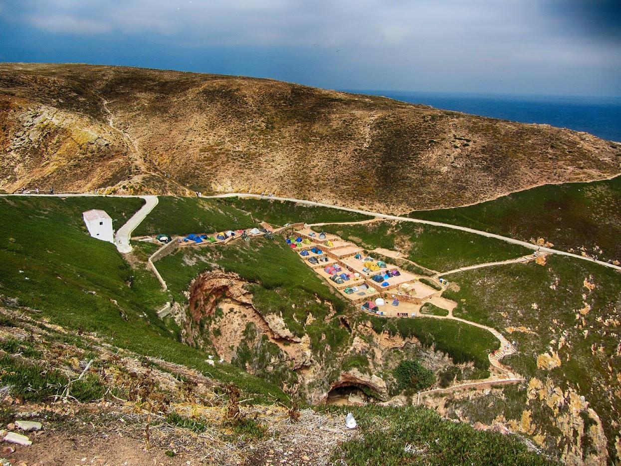 Parque de Campismo das Berlengas