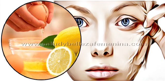 Aclara tu piel naturalmente con esta mascarilla, la clara de huevo combinada con el jugo de limón es excelente para aclarar e hidratar nuestra piel naturalmente.
