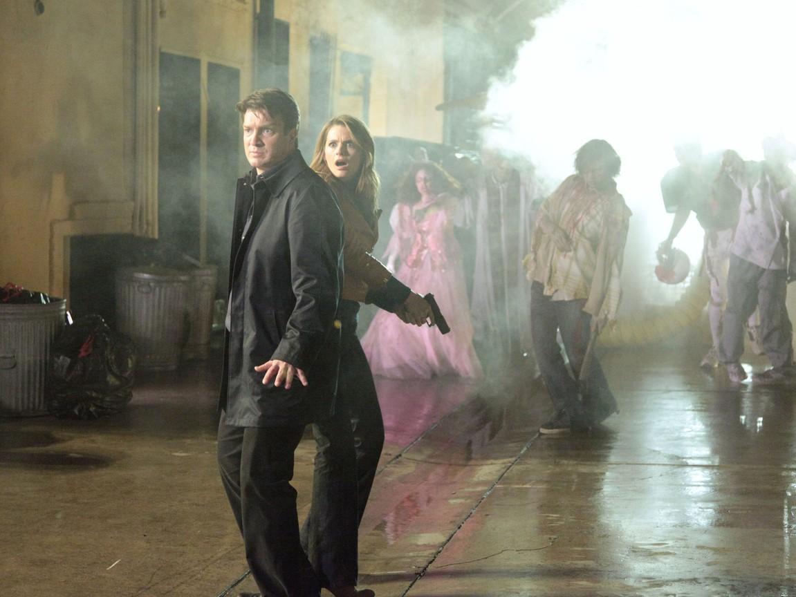 Castle - Season 4 Episode 22: Undead Again