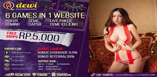 Agen Judi Ceme Keliling online Server IDN Play QDewi.net