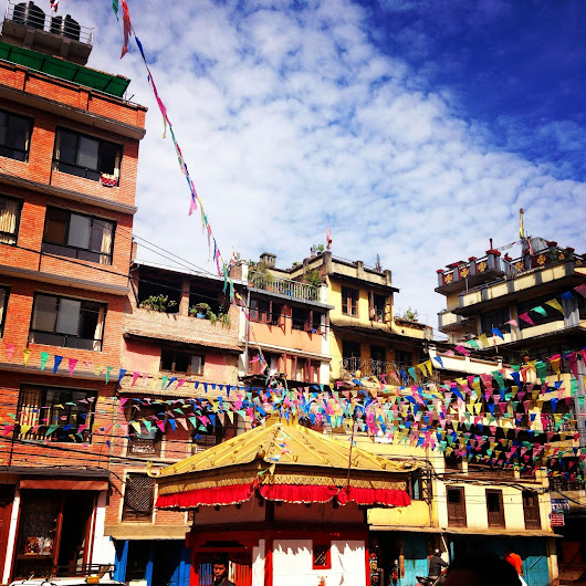 Patan: A lesson in Buddhism