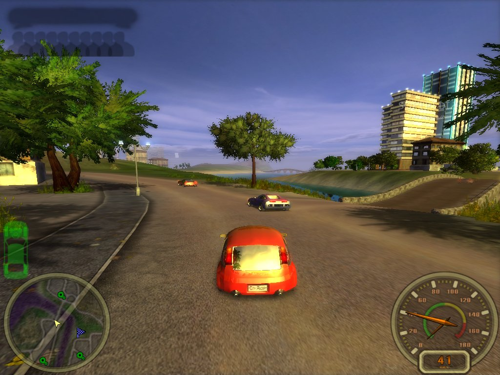 Car Racing Games For Mb Ram