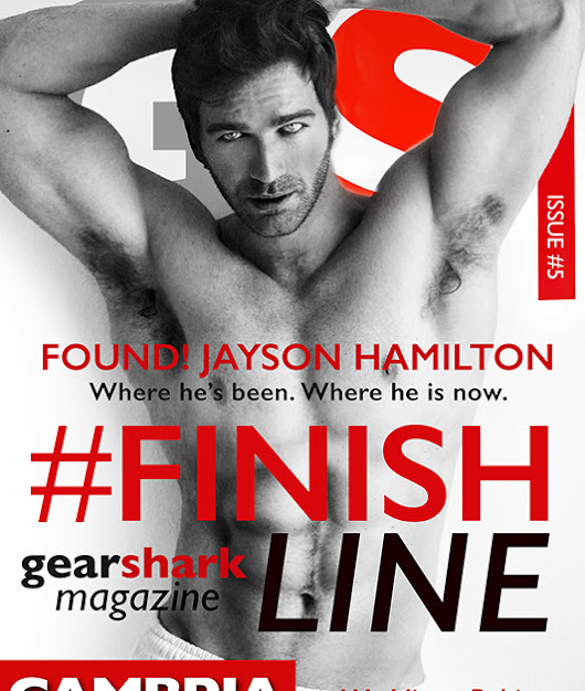 AVAILABLE NOW! #FinishLine @CabriaHebert