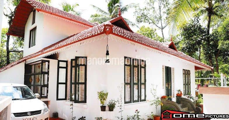 Budget 4 Bedroom Beautiful Kerala Home For 12 Lakhs