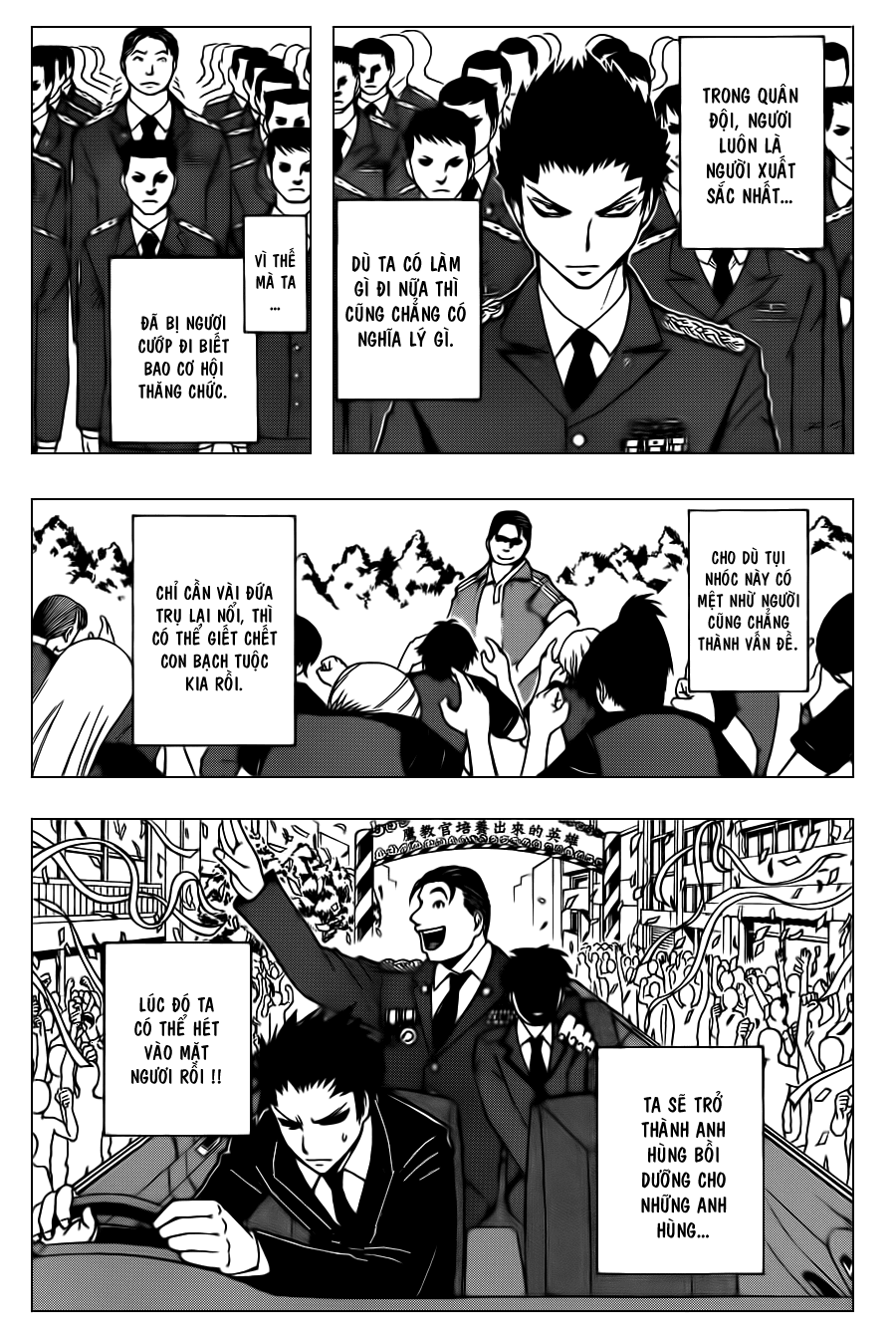 Ansatsu Kyoushitsu chap 40 trang 7