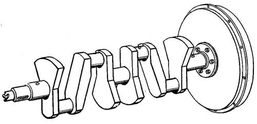 technical theory: Crankshaft