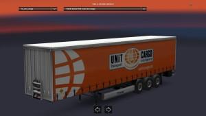 Krone Unit Cargo Trailer