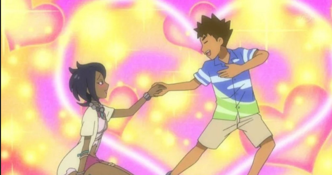'Pokemon' Reveals Brock's Romance