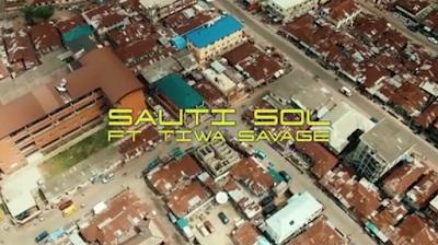 Video Sauti Sol ft Tiwa Savage – Girl Next Door