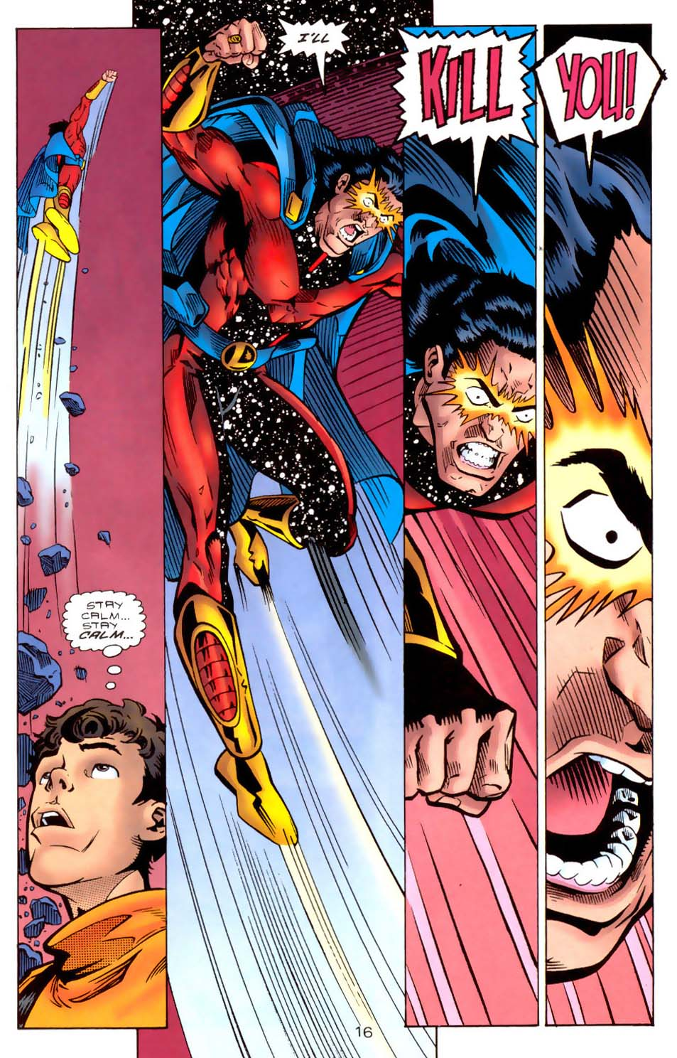 Legion of Super-Heroes (1989) 111 Page 16