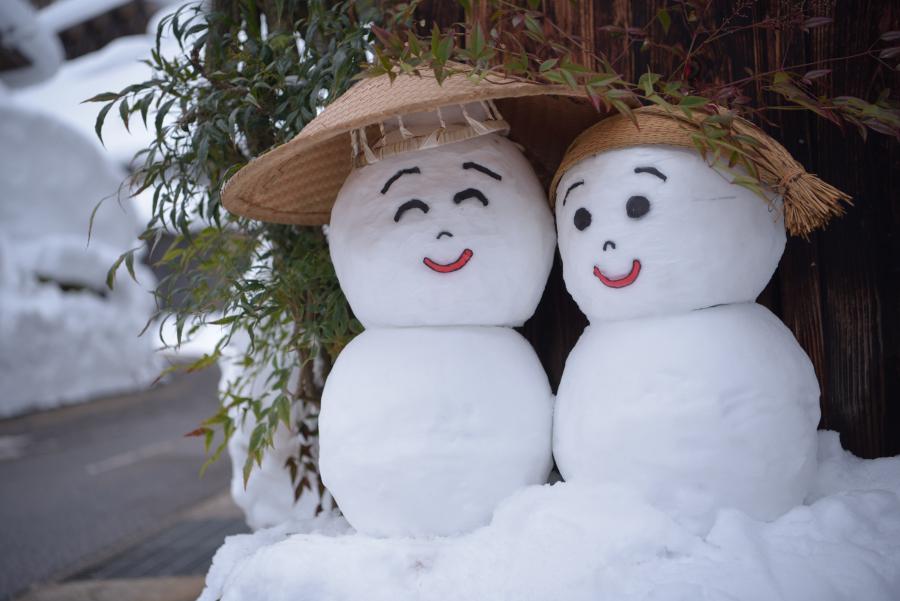 白峰雪だるま祭り 2018