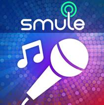 Smule music recording app