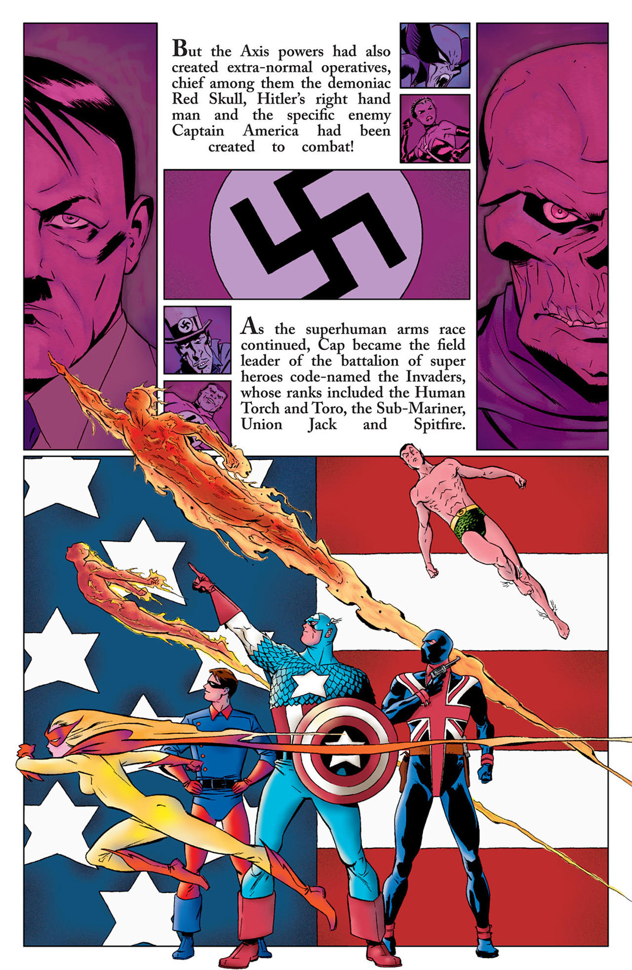Read online Captain America (2005) comic -  Issue #50 - 28