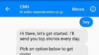 Prova i Bot di Facebook Messenger come risponditori automatici
