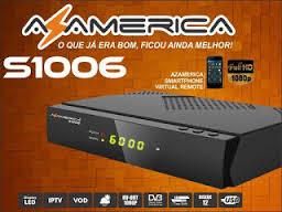 azamercia s1006 hd - atualizações azpoint