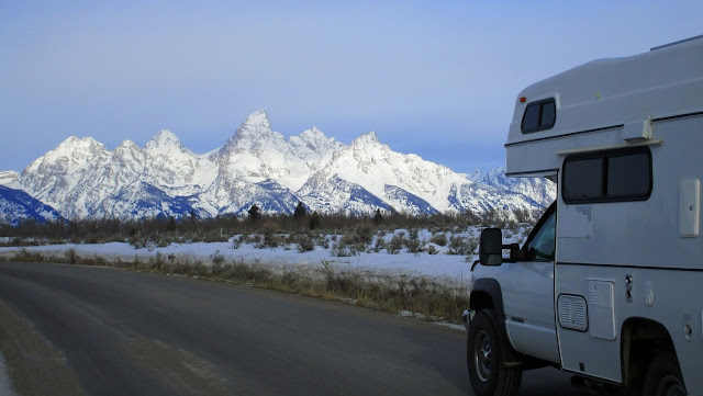 Our Winter Logistics – Living in an RV in the Winter
