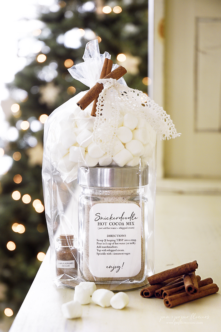 Pen + Paper Flowers: GIFT IDEA | Snickerdoodle Hot Cocoa Gift Package