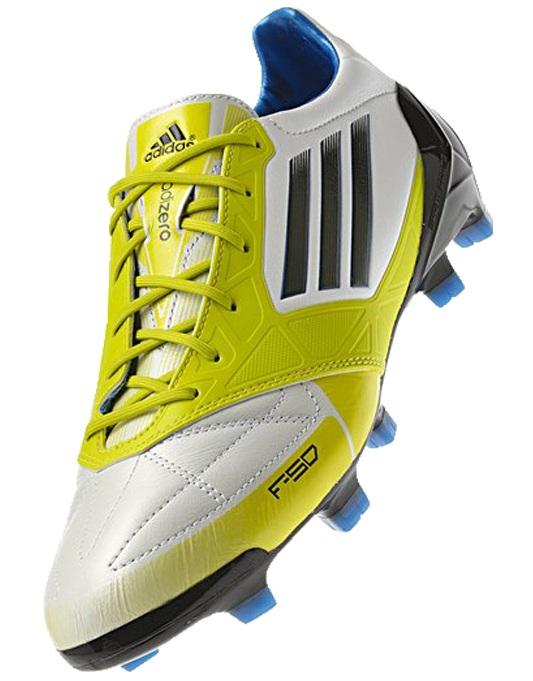 botas messi amarillas 10c1a022fc661