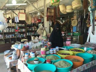 أهم مزار سياحي للهدايا التراثية (سوق الثلاثاء )في عسير السعودية