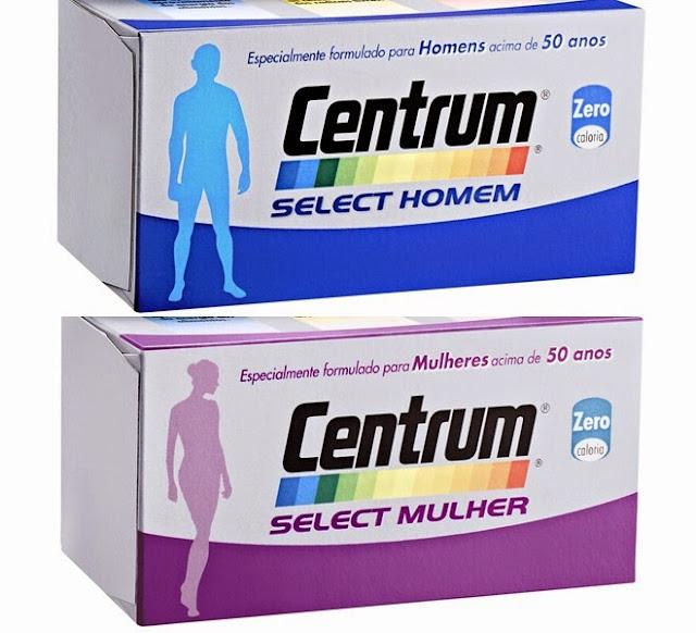 centrum homem mulher complexo vitamínico