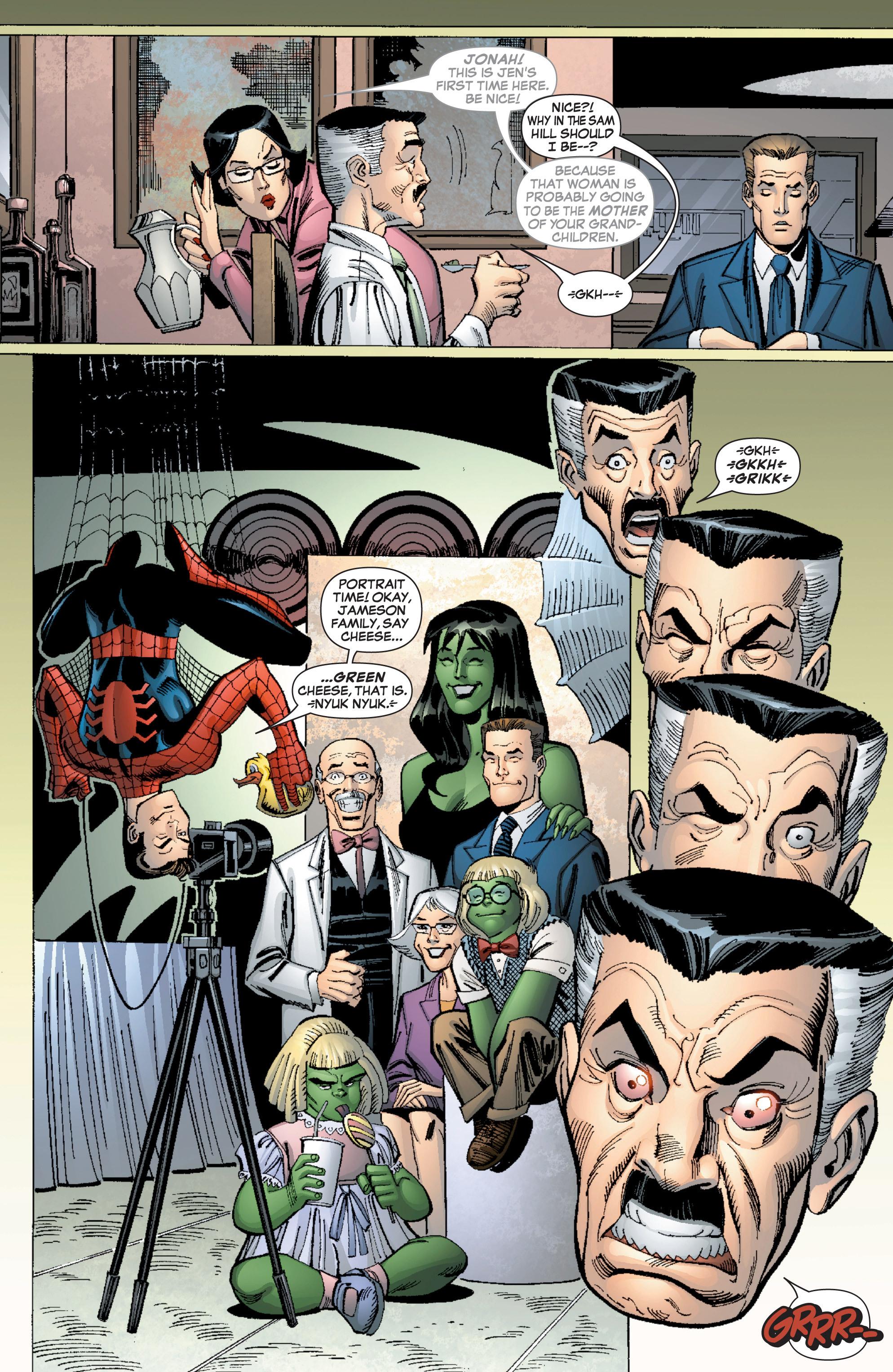Read online She-Hulk (2005) comic -  Issue #9 - 18