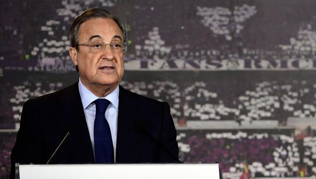 Florentino Pérez en Angleterre pour finaliser l'arrivée de ce joueur