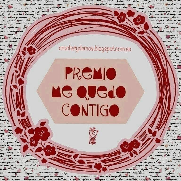 Premio ME QUEDO CONTIGO 2015