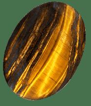 Cabujon de ojo de tigre | foro de minerales