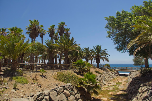 Gran Canaria, Bahia Feliz, wakacje