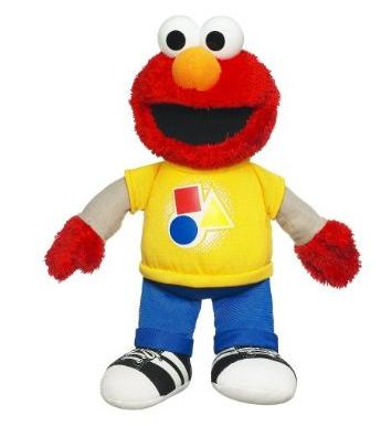 Talking Elmo Plush 19 99