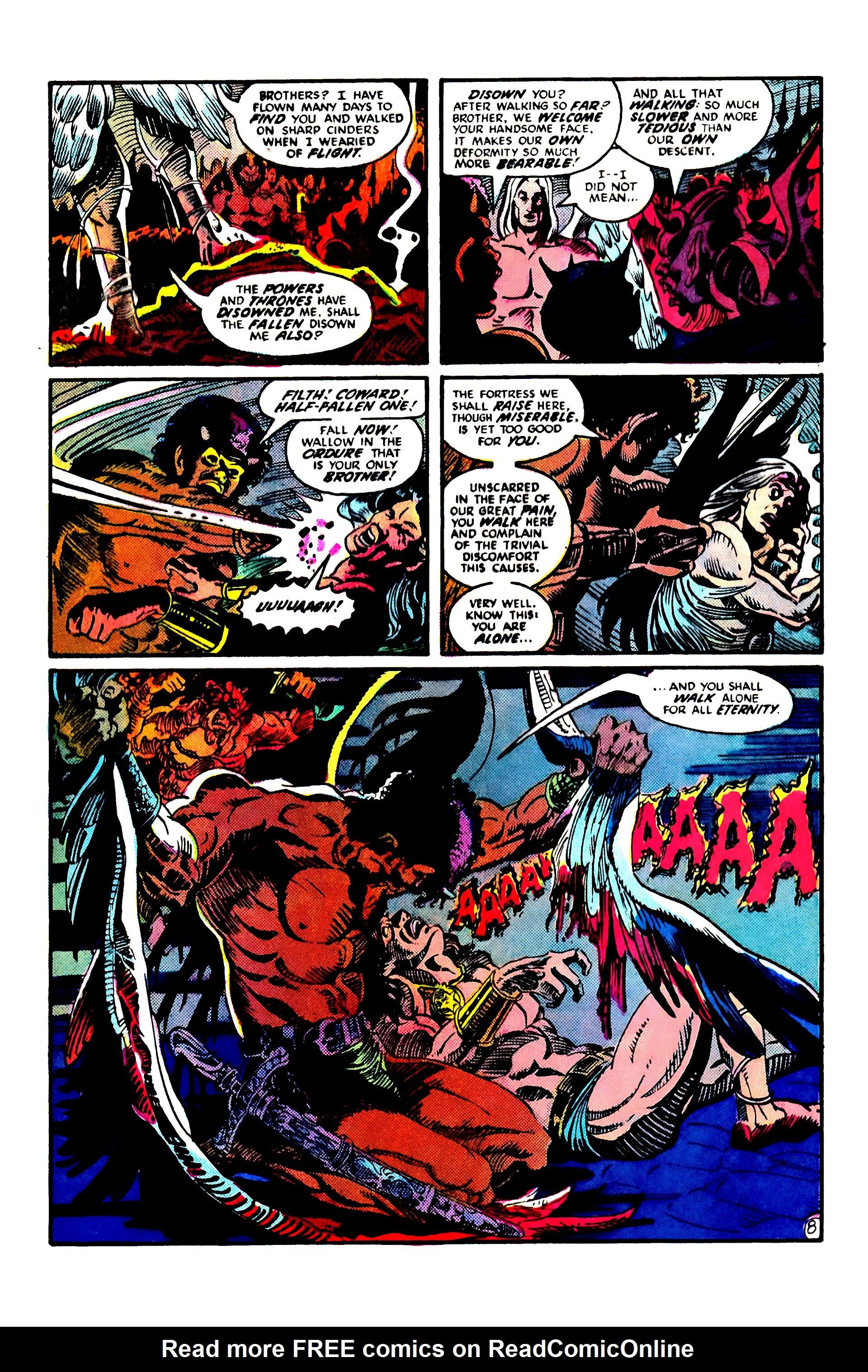 Read online Secret Origins (1986) comic -  Issue #10 - 48