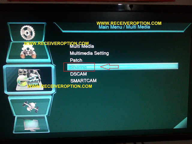 STAR TRUK 2017 HD RECEIVER CCCAM OPTION