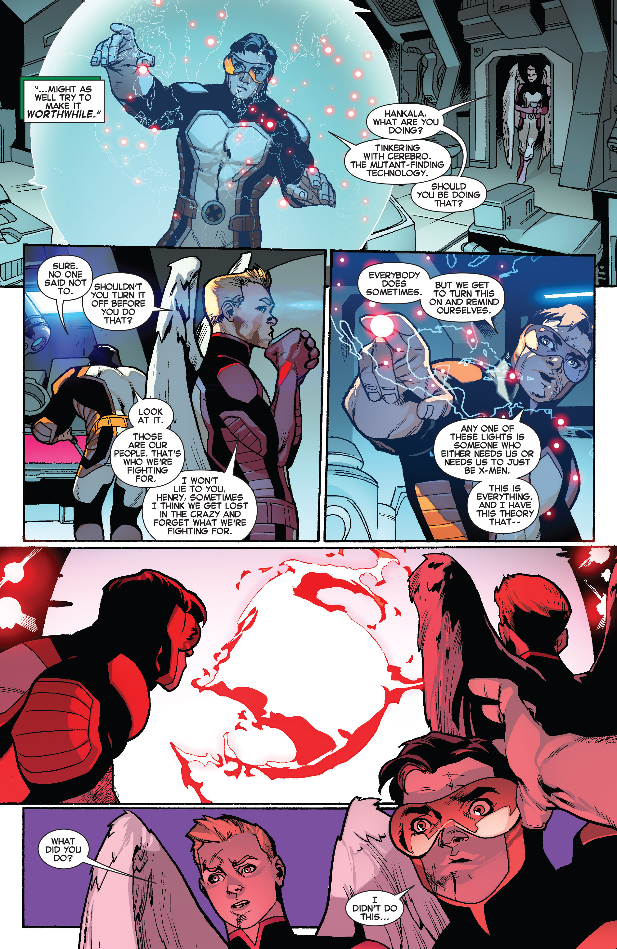 Read online All-New X-Men (2013) comic -  Issue #31 - 9