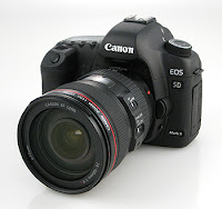 DSLR CANON EOS 5D Mark II Body