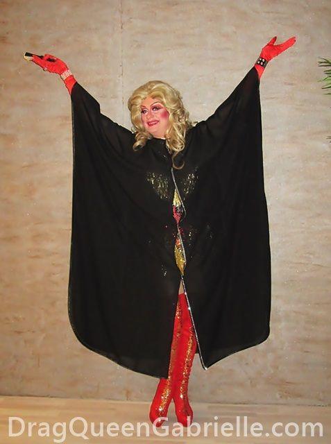 Espectáculos Dra queen Gabrielle Madrid