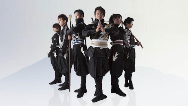 Belajar Menjadi Ninja